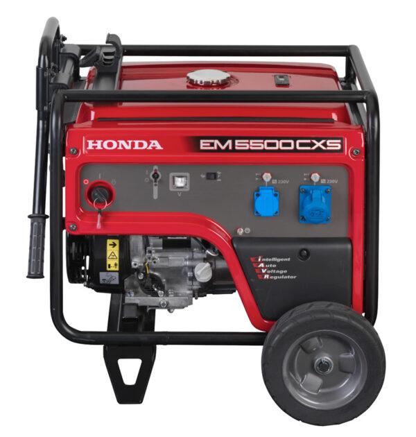 EM5500 auto 02 HONDA