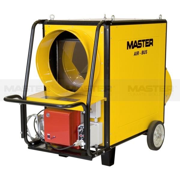 mobile indirect heater BV 310 FS MASTER