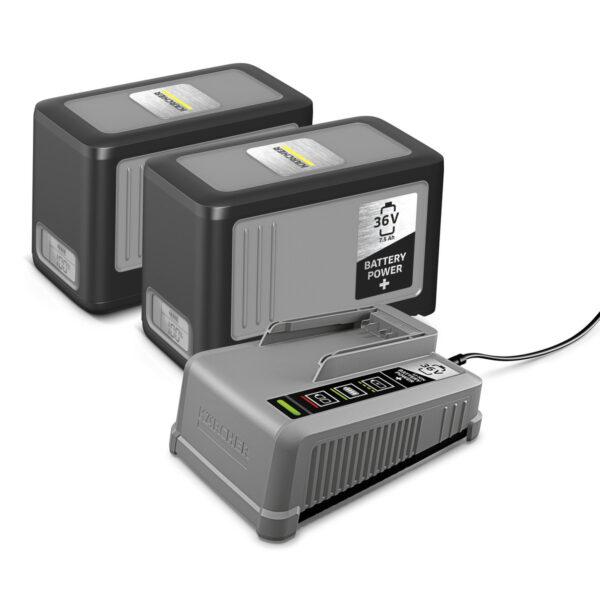 Zestaw startowy Battery Power KÄRCHER