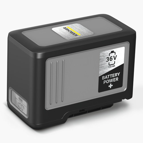battery power KÄRCHER