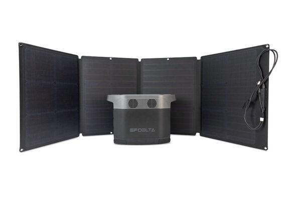 Panel Solarny EcoFlow c HONDA