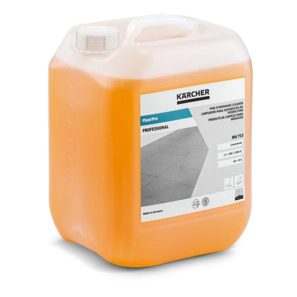 RM 753 Srodek do czyszczenia plytek gresowych i ceramicznych 10 KÄRCHER