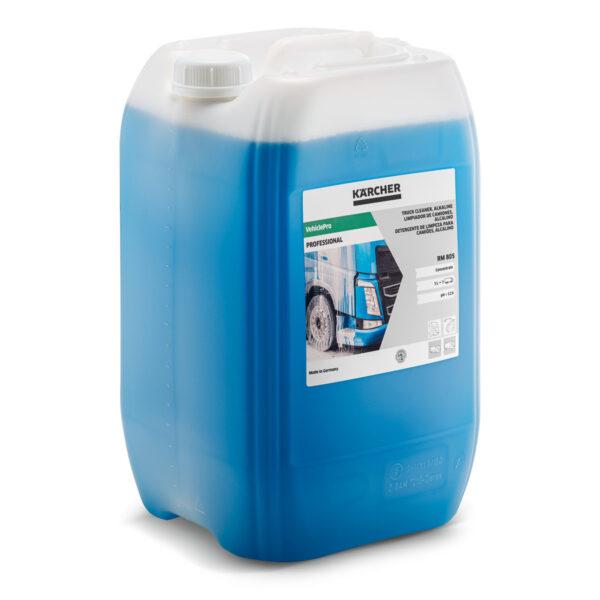 RM 805 Srodek do mycia samochodow ciezarowych i plandek KÄRCHER